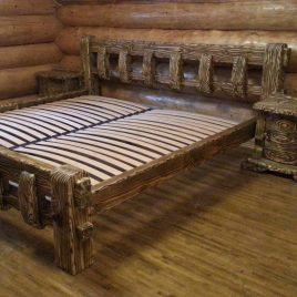 Кровать под старину арт.1270