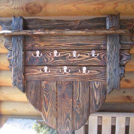 Вешалка под старину арт.1240
