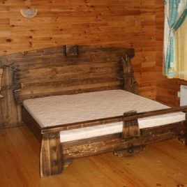 Кровать под старину арт.1266