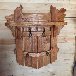 Вешалка под старину арт.1244