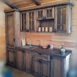 Кухня под старину №46
