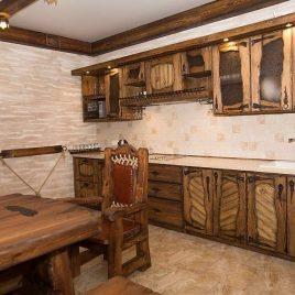 Кухня под старину №45