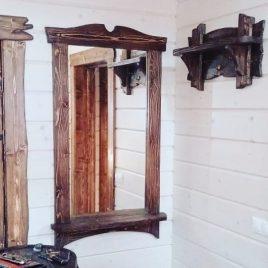 Зеркало под старину арт.1256
