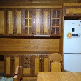 Кухня под старину №40