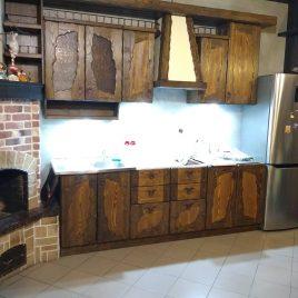 Кухня под старину №39