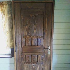 Дверь под старину #53
