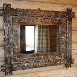 Зеркало под старину арт.1260