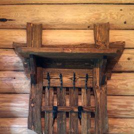 Вешалка под старину арт.1268
