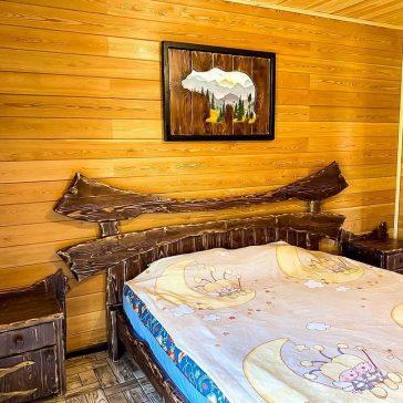 Кровать под старину арт.1262