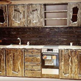 Кухня под старину №35