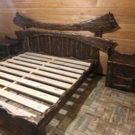Кровать под старину арт.1256