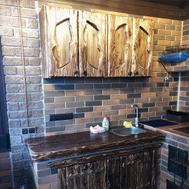 Кухня под старину №33