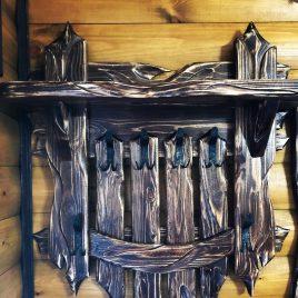 Вешалка под старину арт.1272