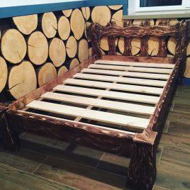 Кровать под старину арт.1258