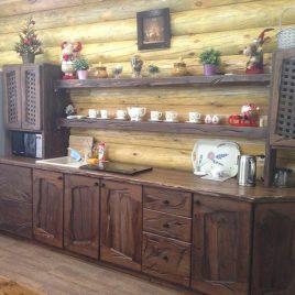 Кухня под старину №28