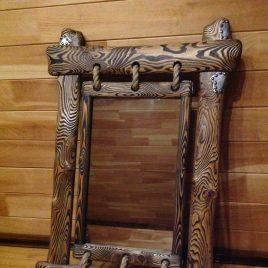 Зеркало под старину арт.1276